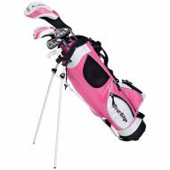 Tour Edge HT Max J Jr 2x1 Set Right Handed - Pink