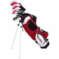 Tour Edge HT Max J Jr 2x1 Set Right Handed - Red