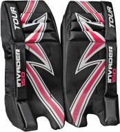 "Tour Invader Youth 23"" Hockey Goalie Leg Pads"