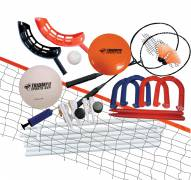 Triumph Sports 5-IN-1 Volleyball/Badminton Game Combo