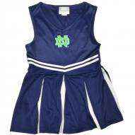 Two Feet Ahead Notre Dame Fighting Irish Girl's Cheer Dress