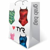 TYR Womens Grab Bag Reversible Diamondback Training Swimsuit