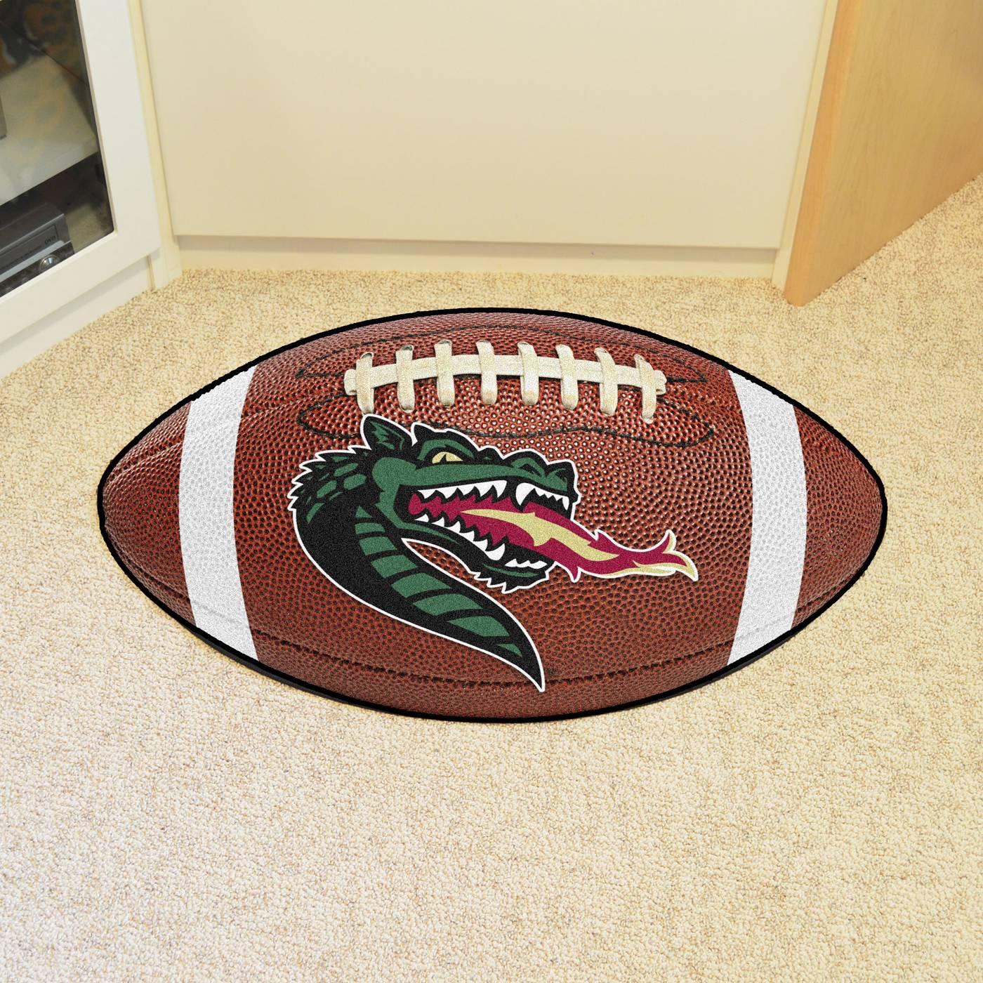 Uab Blazers Football Floor Mat