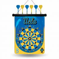 UCLA Bruins College Magnetic Dart Board