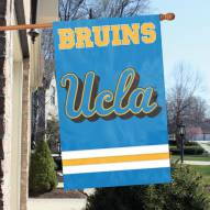 UCLA Bruins NCAA Embroidered / Applique College Flag Banner