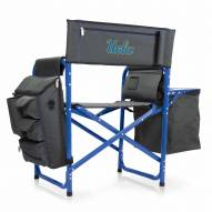 UCLA Bruins Gray/Blue Fusion Folding Chair