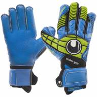 Uhlsport Eliminator Supergrip Soccer Goalie Gloves - On Clearance
