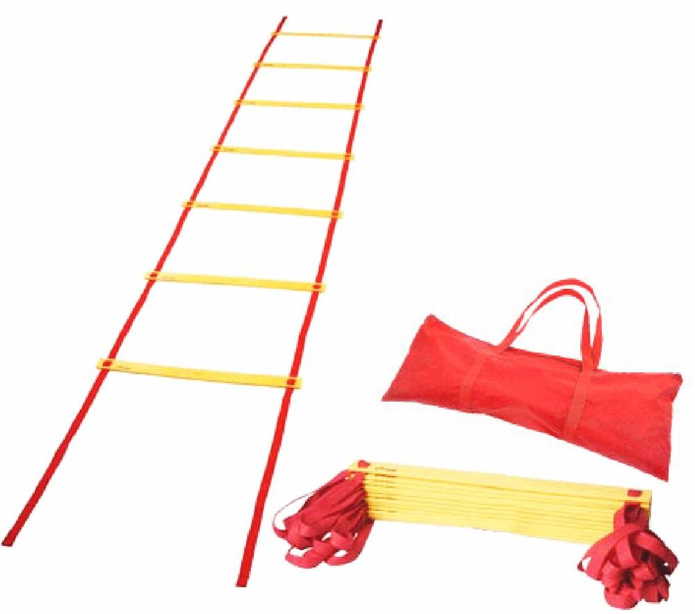 Ultimately Fit 30 Ft Orange Agility Ladder