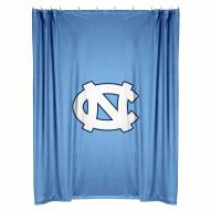 North Carolina Tar Heels NCAA Shower Curtain