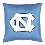 North Carolina Tar Heels NCAA Locker Room Toss Pillow