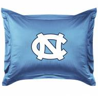 North Carolina Tar Heels NCAA Jersey Pillow Sham