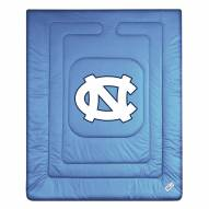 North Carolina Tar Heels NCAA Twin Jersey Comforter