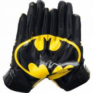 Under Armour Alter Ego Batman Youth Football Gloves