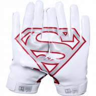 Under Armour Alter Ego Superman Adult Football Gloves