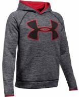Under Armour Boys' Armour Fleece Storm Twist Highlight Hoodie