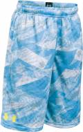 Under Armour Boys' SC30 Essentials Print Shorts