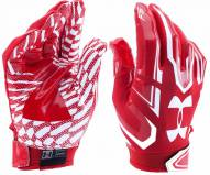 Under Armour Pee Wee F5 Football Receiver Gloves