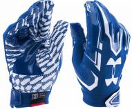 Under Armour Youth F5 Football Receiver Gloves