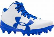 Under Armour Fierce Phantom Mid MC JR Football Cleats