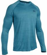 Under Armour HeatGear Men's Tech Patterned Longsleeve T-Shirt