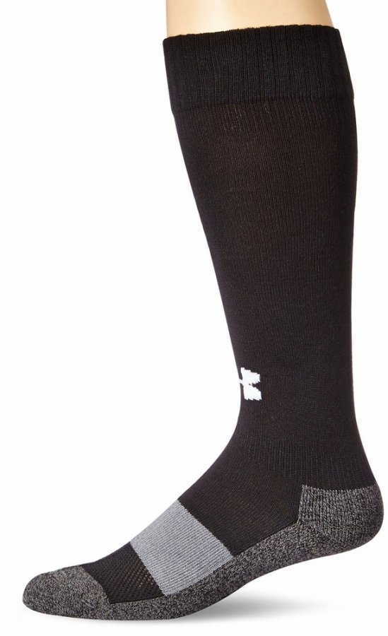 Under Armour HeatGear Youth Baseball Over the Calf Socks