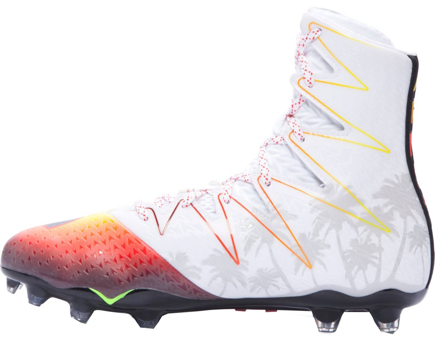 under armour limited edition cleats
