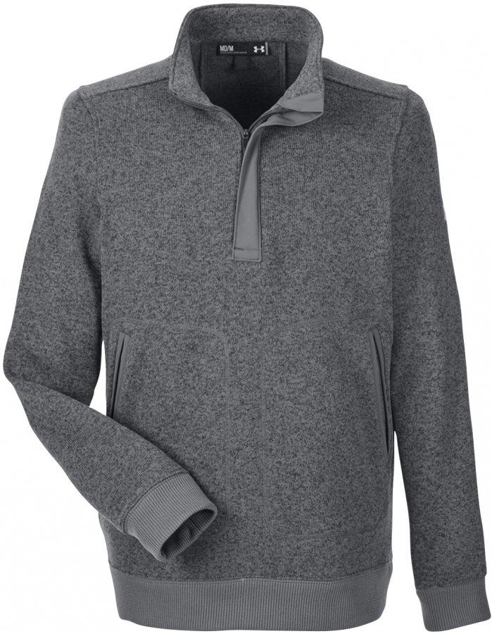 Under Armour Men's Corporate Elevate 1/4 Zip Sweater