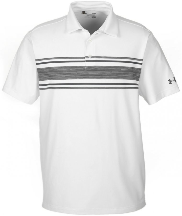 Under Armour Men's Corporate Playoff Space Dyed Polo