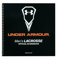 Under Armour Men's Lacrosse Scorebook