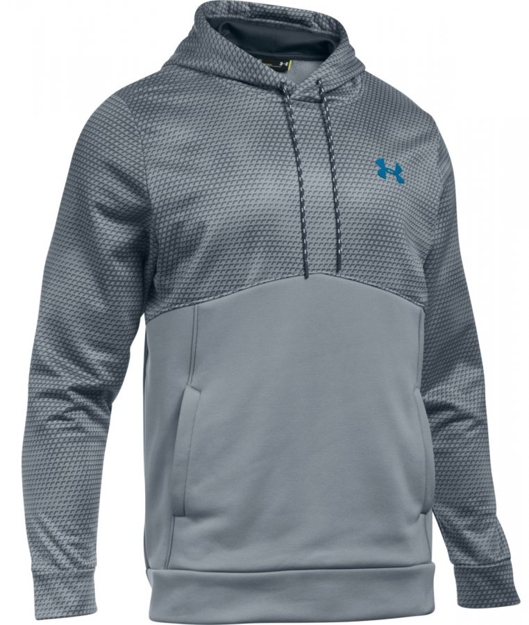 Under Armour Men's Storm Armour Fleece Icon Gameday Hoodie