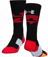 Under Armour Men's Unrivaled Maryland Crew Socks