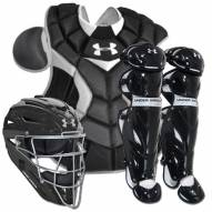 Under Armour Senior Pro Baseball Catcher's Gear Set - Senior 12-16