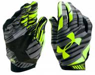Under Armour Sizzle Adult Football Receiver Gloves