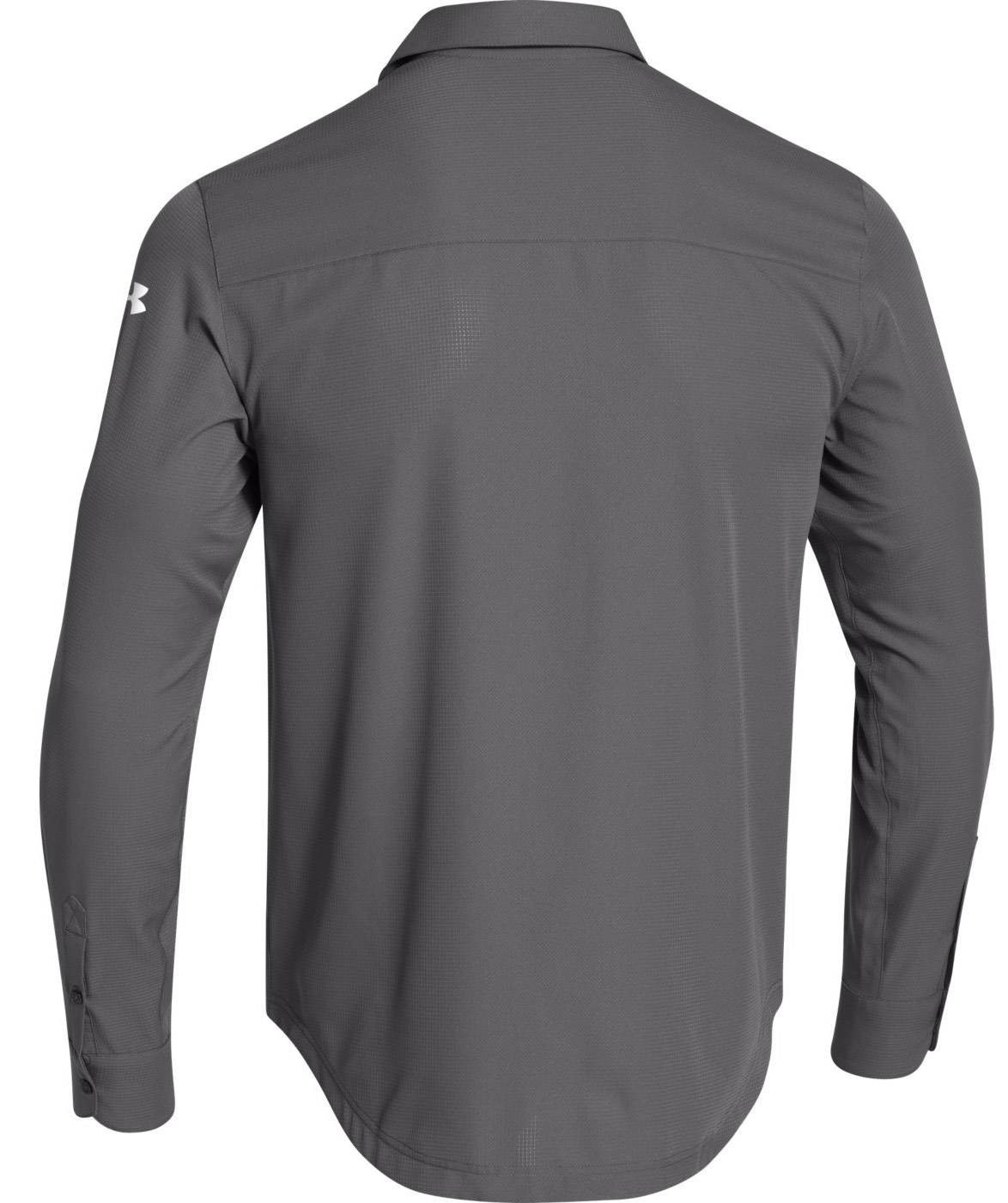Black t shirt under button down - Prev Next The Under Armour Ultimate Men S Button Down Long Sleeve Shirt Offers Casual Comfort With