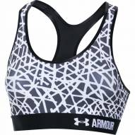 Under Armour Women's Armour Mid-Impact Printed Sports Bra