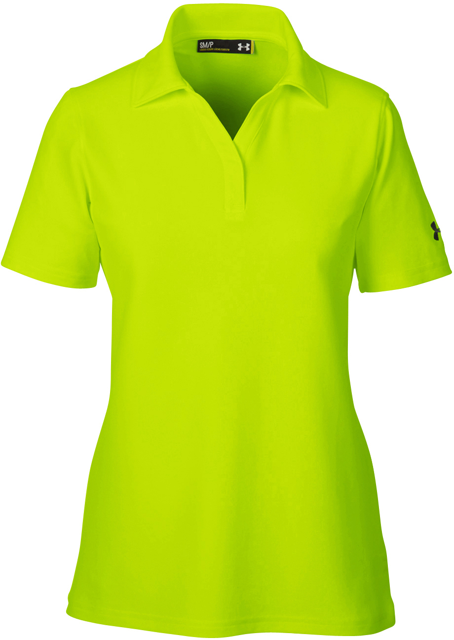 Under armour women 39 s corporate performance polo for Under armor business shirts