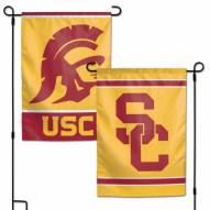 """USC Trojans 11"""" x 15"""" Garden Flag"""