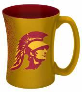 USC Trojans 14 oz. Mocha Coffee Mug