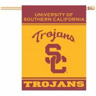 "USC Trojans 27"" x 37"" Banner"