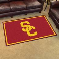 USC Trojans 4' x 6' Area Rug