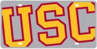 USC Trojans Acrylic Mega License Plate