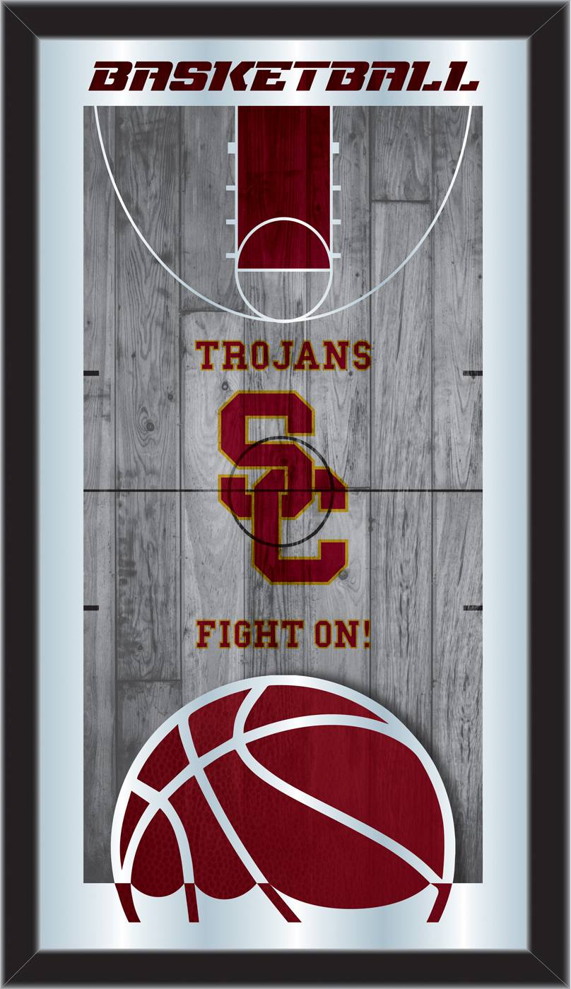 Usc Trojans Basketball Mirror