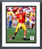 USC Trojans Carson Palmer 2000 Action Framed Photo
