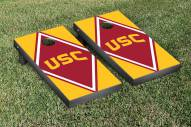 USC Trojans Diamond Cornhole Game Set