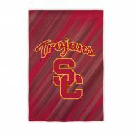 USC Trojans Double Sided Garden Flag