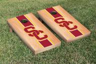 USC Trojans Hardcourt Stripe Cornhole Game Set