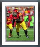 USC Trojans Leonard Williams 2014 Action Framed Photo
