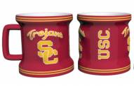 USC Trojans Mini Mug Shot Glass