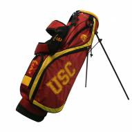 USC Trojans Nassau Stand Golf Bag