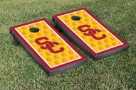 USC Trojans NCAA Border Cornhole Game Set